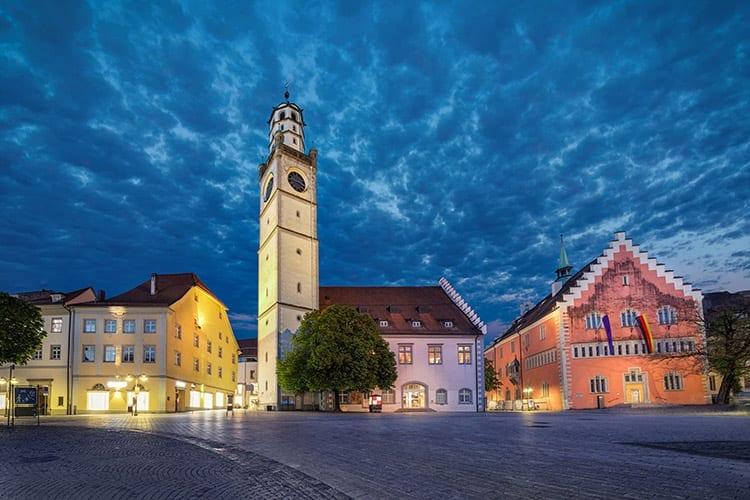 Ravensburg, Bodensee