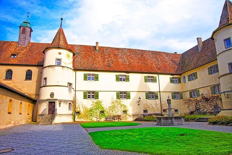 Reichenau, Bodensee