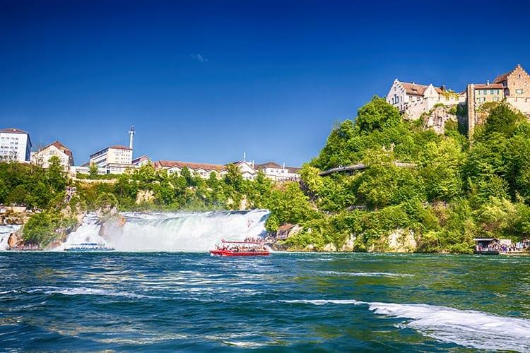 Rheinfall, Bodensee
