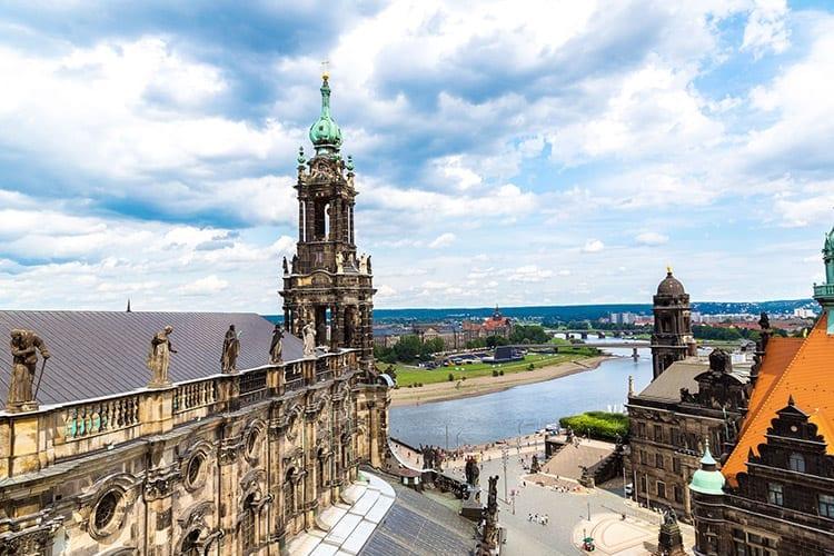 Lutherse Kreuzkirche, Dresden