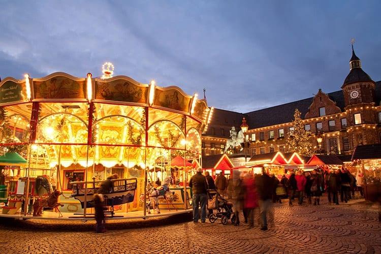 Stedentrip Düsseldorf december