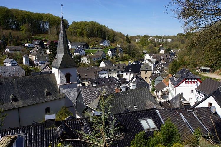 Blankenheim, Eifel