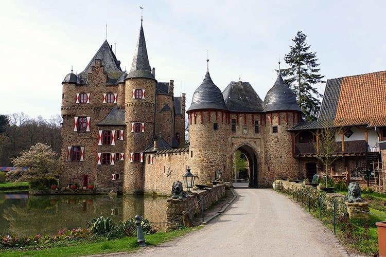 Burg Satzvey, Eifel