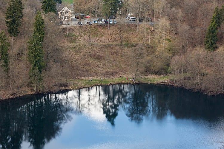 Gemuendener Maar, Eifel
