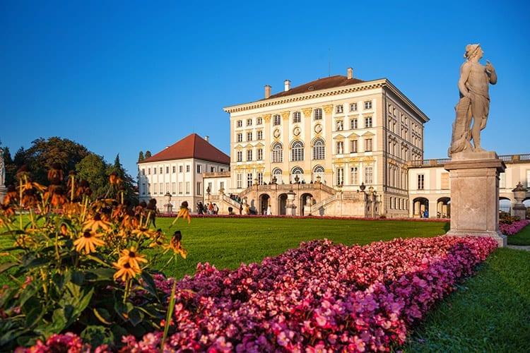 Slot Nymphenburg, München