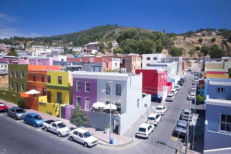 Bo-Kaap, Kaapstad