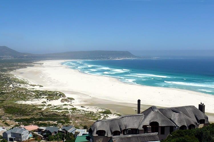 Noordhoek Beach, Zuid-Afrika