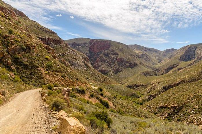 Swartbergpass, Zuid-Afrika