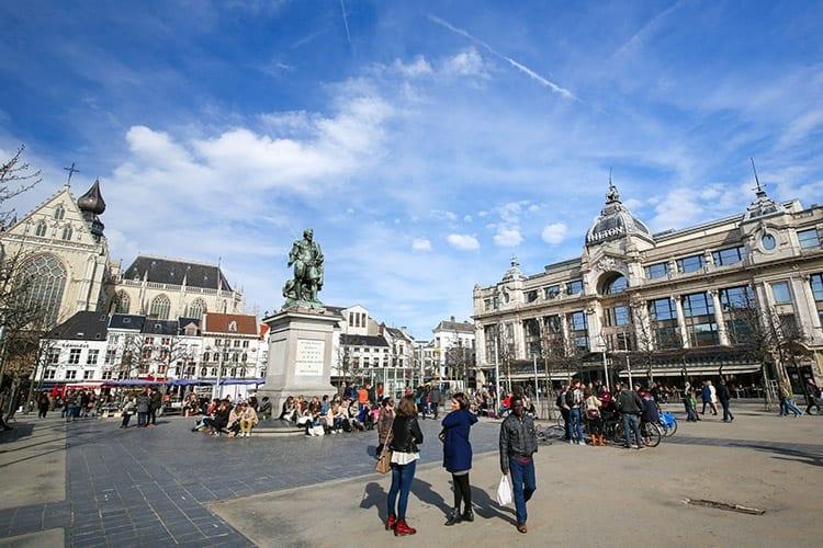 Groenplaats, Antwerpen