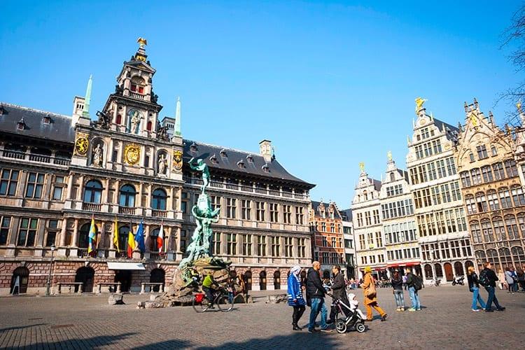 Grote Markt, Antwerpen