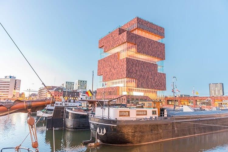 Museum aan de Stroom (MAS), Antwerpen