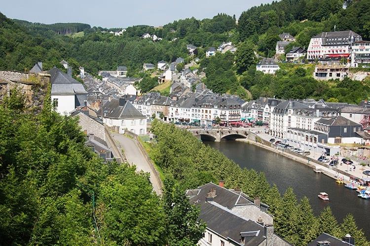 Bouillon, Belgische Ardennen
