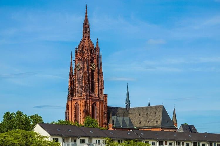 De Dom van Frankfurt