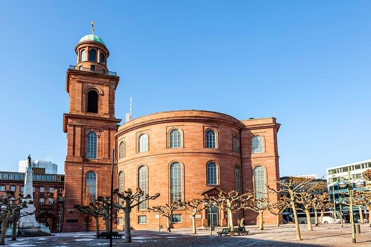 Sint-Pauluskerk, Frankfurt