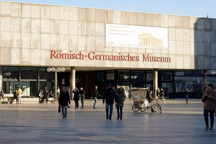 Römisch-Germanisches Museum, Keulen
