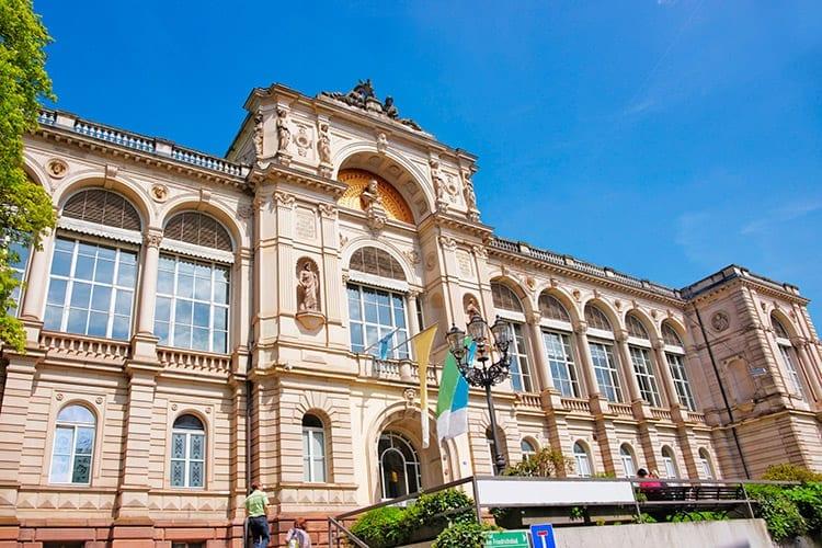 Baden-Baden, Zwarte Woud