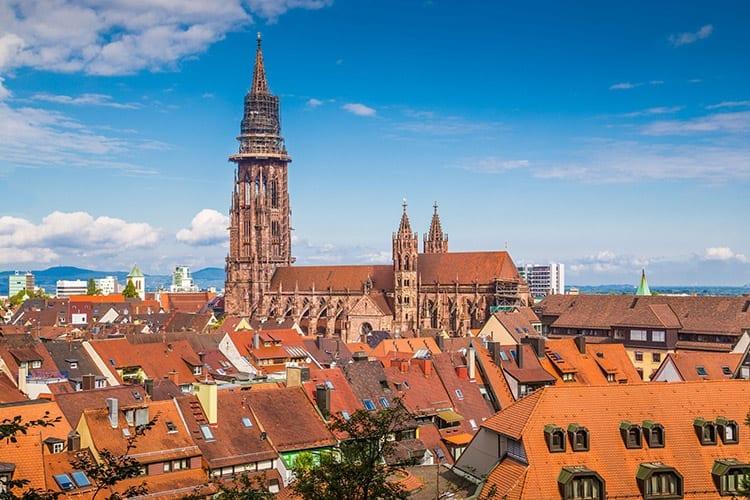 Freiburg, Zwarte Woud