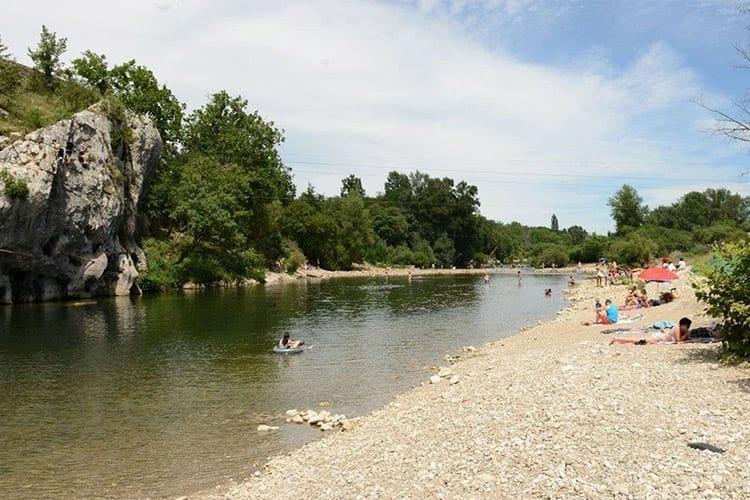 Camping Le Ranc Davaine