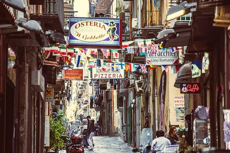Napels, Italië