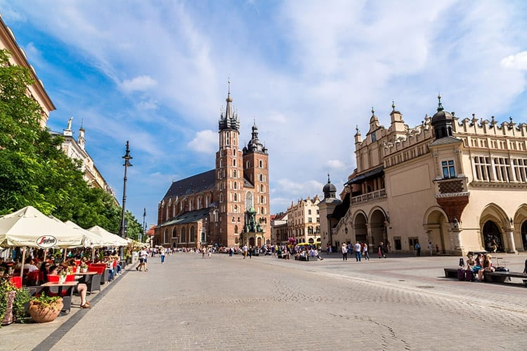 Stedentrip Krakau