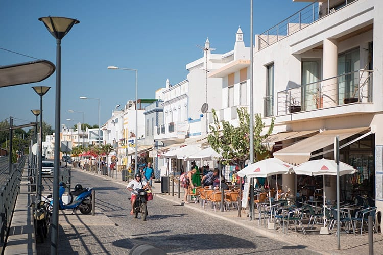 Cabanas, Algarve