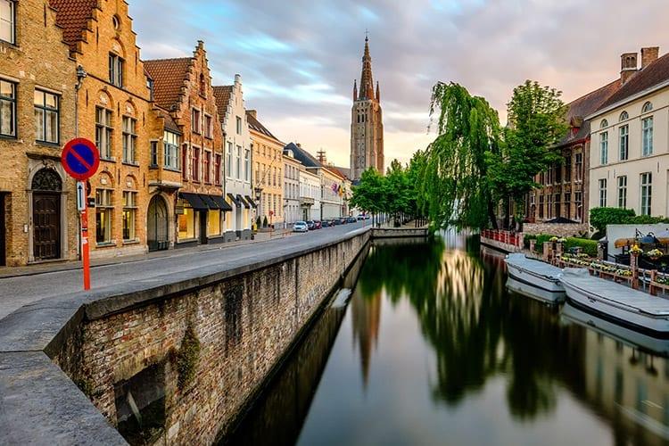 Onze-Lieve-Vrouwekerk, Brugge
