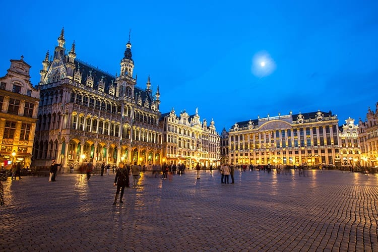 Grote Markt, Brussel
