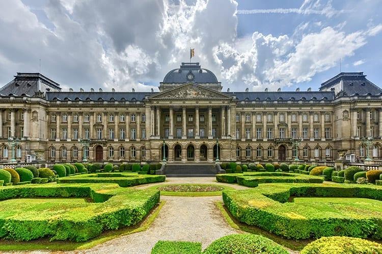 Koninklijk Paleis, Brussel