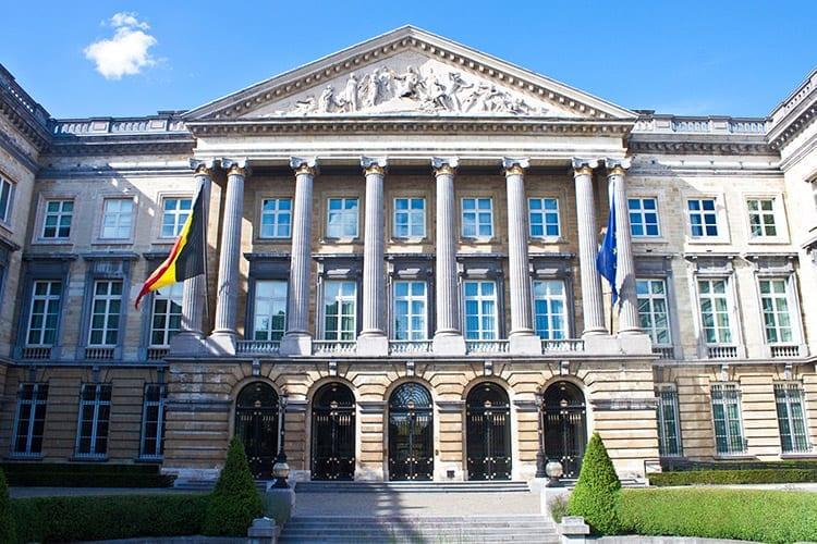 Parlementsgebouw, Brussel