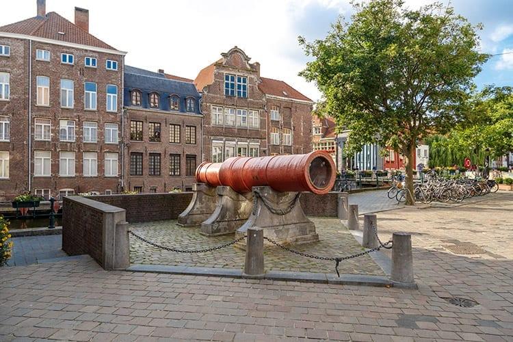 Dulle Griet, Gent