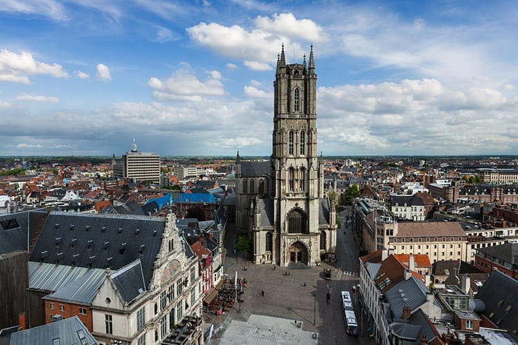 Sint-Baafskathedraal, Gent