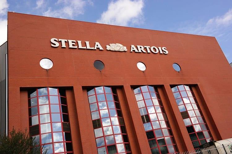 Stella Artois brouwerij, Leuven