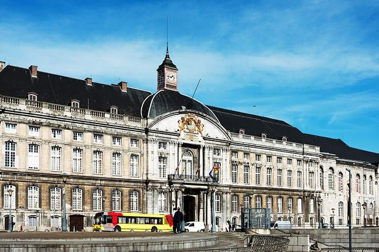 Paleis van de Prins-Bisschoppen, Luik