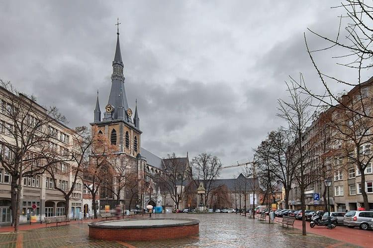 Sint-Pauluskathedraal, Luik