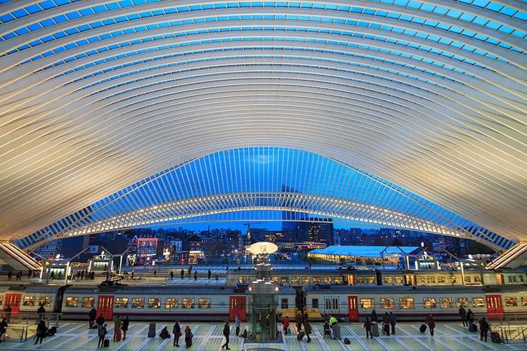 Luik-Guillemins station