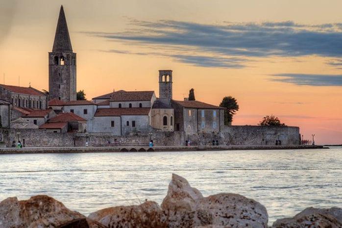 Poreč, Kroatië
