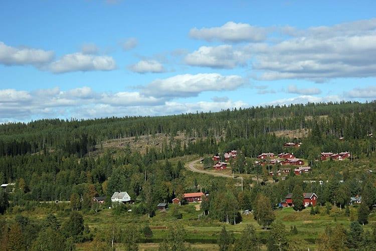 Dalarna, Zweden