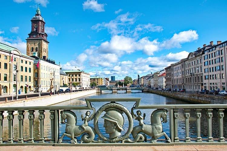 Göteborg grachten