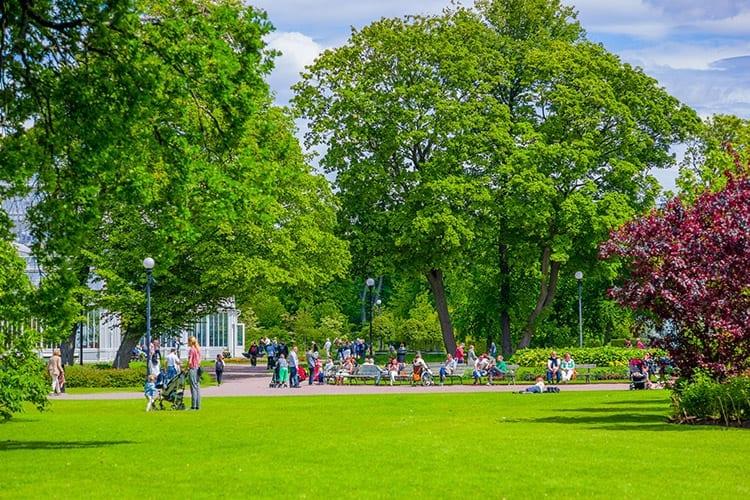 Trädgardsföreningen Park, Göteborg
