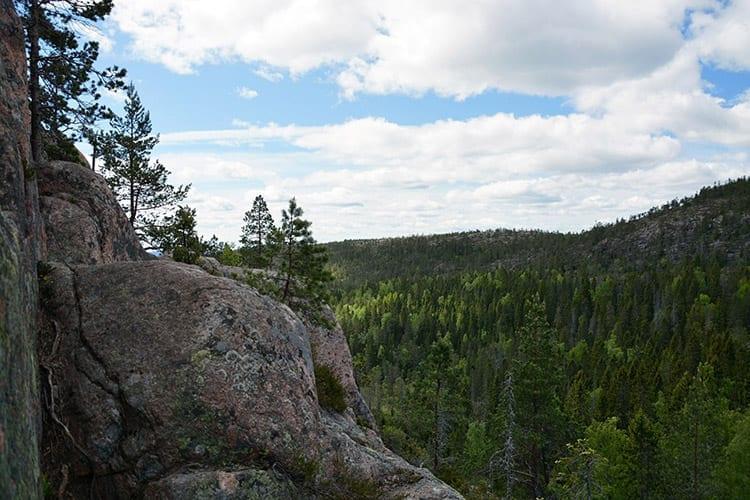 National Park Skuleskogen, Höga Kusten