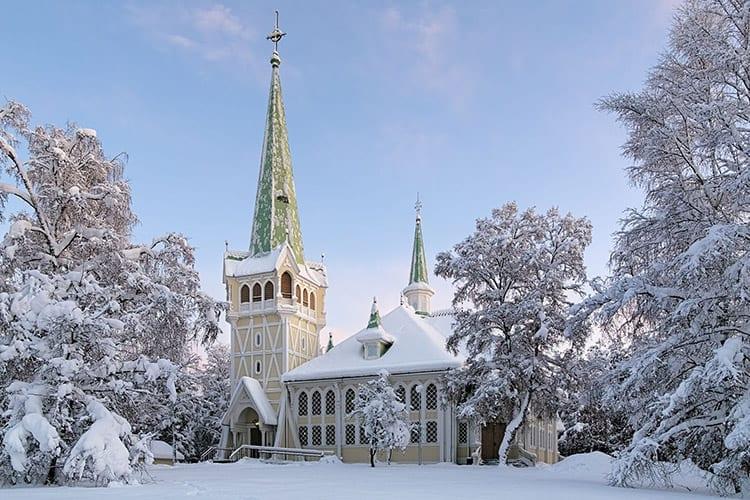 Jokkmokk, Zweeds Lapland
