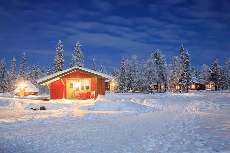 Kiruna, Zweeds Lapland