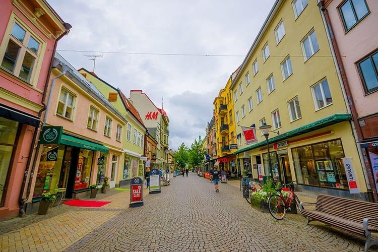 Kristianstad, Zweden