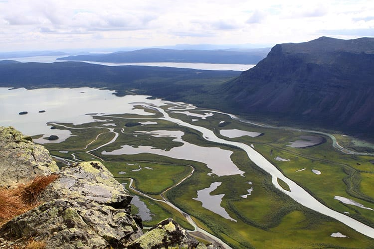 Sarek National Park, Zweeds Lapland