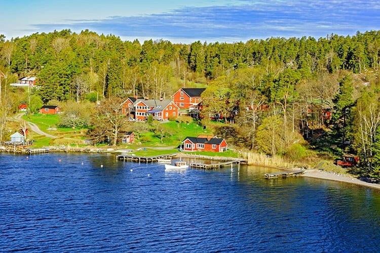 Skärgarden, Stockholm