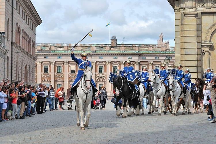 Koninklijk Paleis, Stockholm