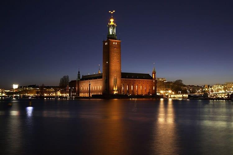 Stadhuis van Stockholm