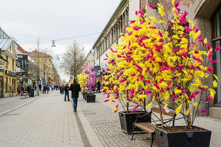 Uppsala, Zweden
