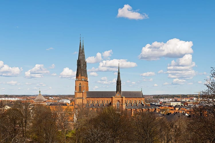 Kathedraal van Uppsala