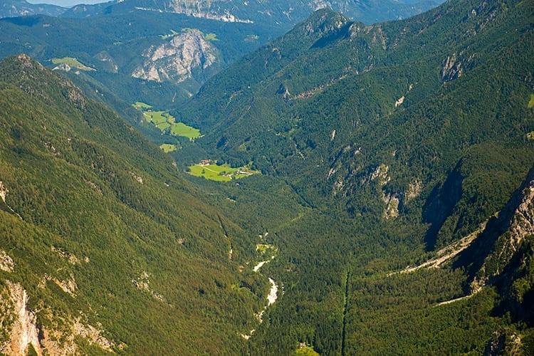 Logar Vallei, Oost-Slovenië